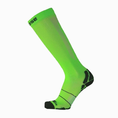 ONE - zöld kompressziós zokni