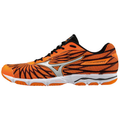 Mizuno-Wave-Hitogami-4-Shoes-SS17-Racing-Running-Shoes-Orange-Silver-AW17-1