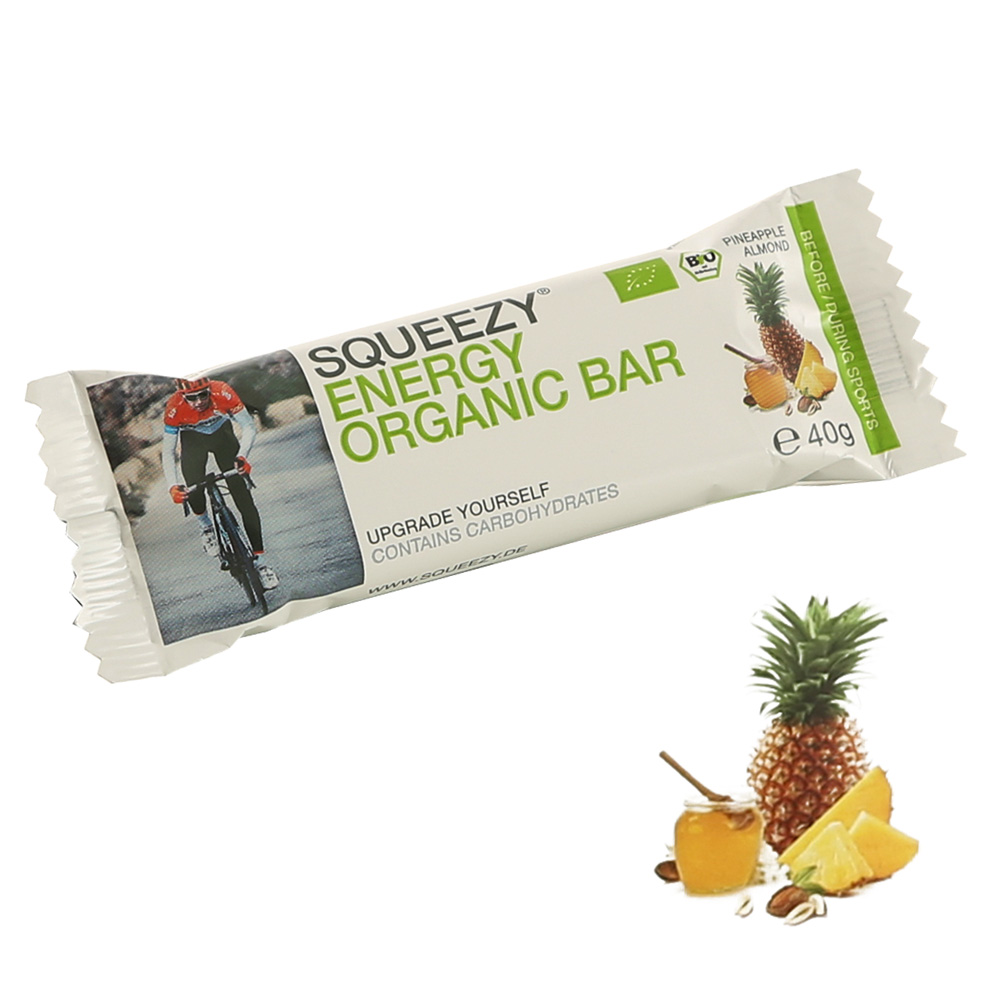 ENERGY ORGANIC BAR BIO ENERGIASZELET
