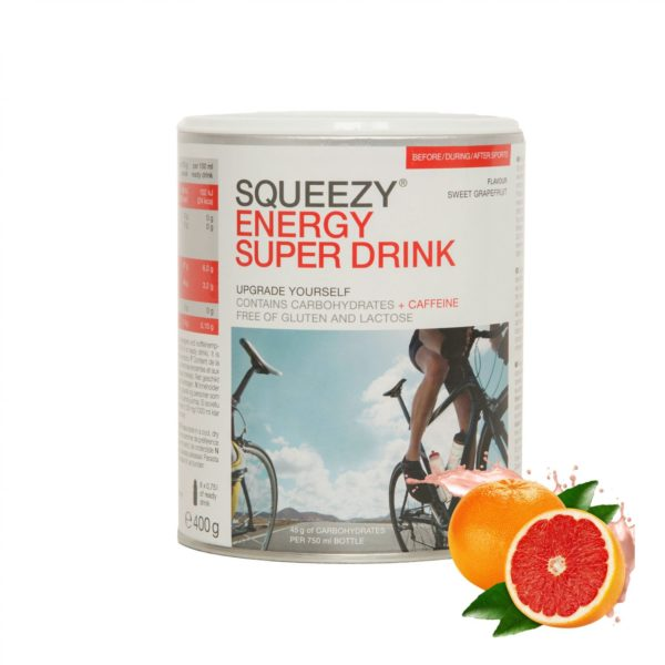 ENERGY SUPER DRINK sportital koffeinnel