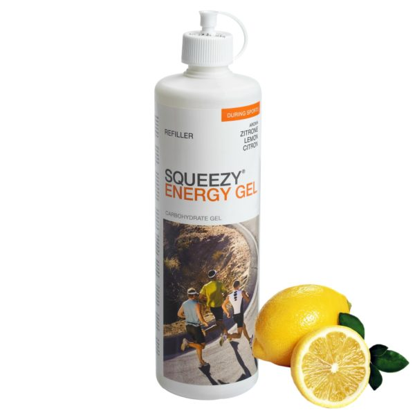 ENERGY GEL 500 ml