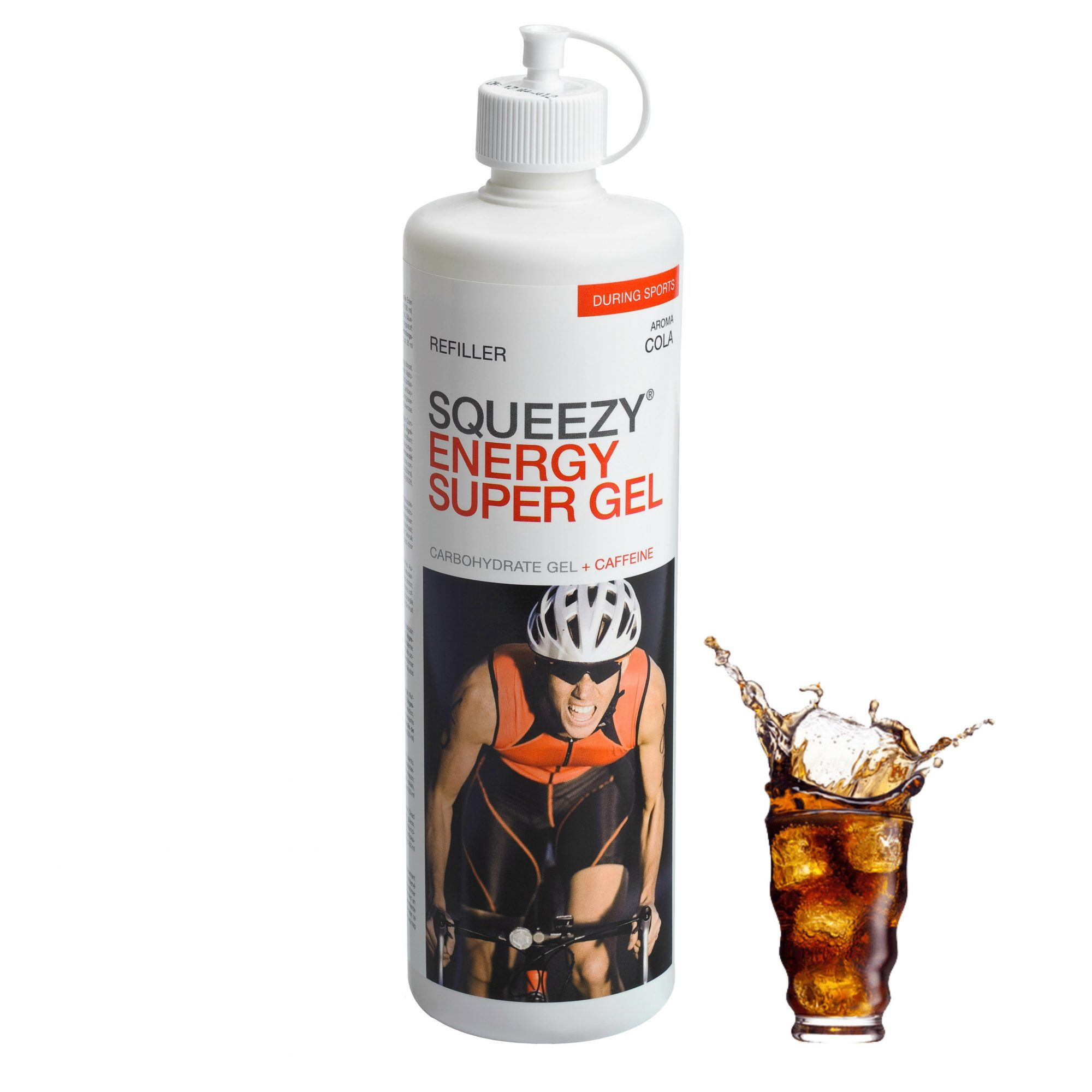 ENERGY SUPER GEL 500 ml