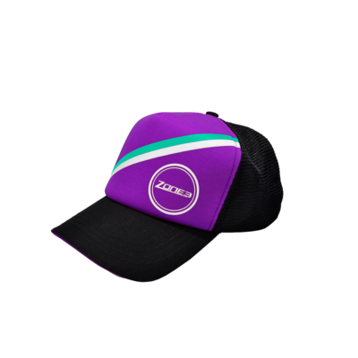 Trucker-Cap-Purple-Red